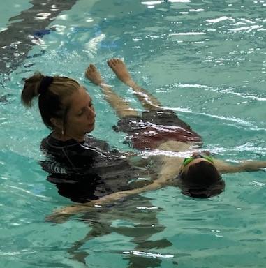 Darlene Aquatics Instructor